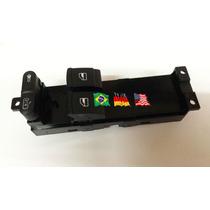 Comando Vidros Golf Vr6 Golf Gti 2 Portas Interruptor Vidros