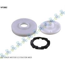 Kit Engrenagem Motor De Vidro Eletrico Estraton / Mkr - Vp