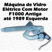 Máquina De Vidro Elét C/ Motor Para F1000 Ant (até 89) Esq