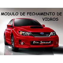 Modulo Fechamento Vidros Subaru Impreza Honda Crv Civic Fit