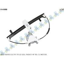 Maquina De Vidro Eletrica Traseira Ld Le Gol Parati 4p