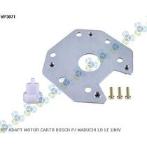 Kit Adaptação Motor Universal Carto E Bosh P/ Mabuchi - Vp
