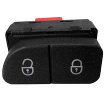 Botão Interruptor Vidro Elétrico Trava Gol G5 G6 Vw0902