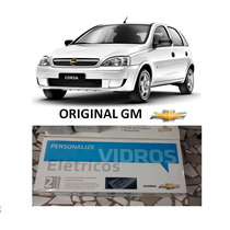 Kit Vidro Elétrico 4p Corsa Diant-original Gm