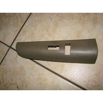 Moldura Do Vidro S-10 Blazer Gm Cinza Claro L.d