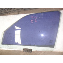 Vidro Porta Dianteira Esq Fiesta Hatch 98 2 Portas Original