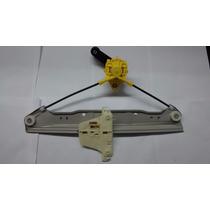 Máquina De Vidro Manual Gol/ Voyage G5/g6 Dianteira Esquerda
