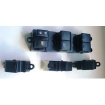 Kit Botões Vidros Eletricos Interruptores Nissan Tiida