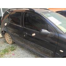 Vidro Porta Dianteira Ou Tras. Dir. Ou Esq. Peugeot 206 Sw