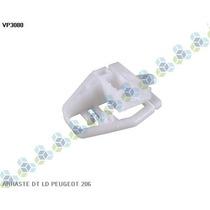 Arraste Maquina De Vidro Eletrico Dianteiro Peugeot 206 - Vp