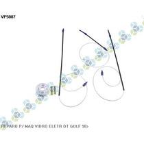 Reparo Maquina Vidro Eletrico Dianteiro Bora Golf 98/.. - Vp