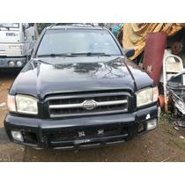 Farol De Milha Lado Esquerdo Nissan Pathfinder 2001