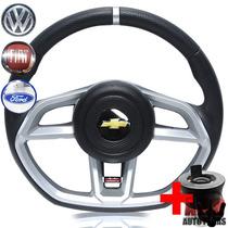 Volante Golf Gti Astra Meriva Zafira Corsa Montana + Cubo