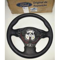 Volante Direção - Fiesta Sport / Courier - Novo Original