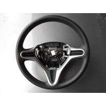 Volante Direçao Honda New Fit 09 10 11 12 13 - Sucata Peças