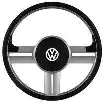Volante Rallye Prata Golf Polo Antigo Seat Cordoba Bora Audi