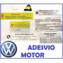 Gol Quadrado Voyage Adesivo Cofre Motor Passat Saveiro Capo