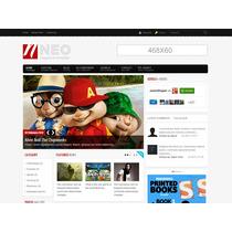 Portal De Notícias Joomla 3.0