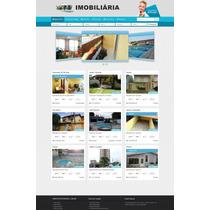 Script Php : Site Imobiliária, Corretor, Chat, Mapa, Admin