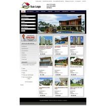 Script Para Imobilaria. Integrado Com Google Maps. Php Mysql