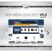 Loja Virtual V 9.0 Php 8 Layouts + Cartão Cielo/redecard