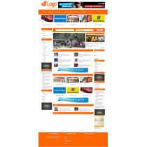 Portal De Noticias Com Guia Comercial Integrado 2013