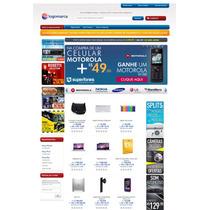 Loja Virtual E-commerce + Instalação Completa No Servidor
