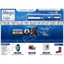 Mega Loja Personalizada E-commerce 2010 Modelo Exclusivo !