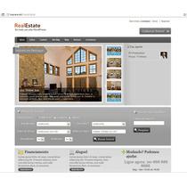 Script Imobiliária Real Estate 2 Corretores De Imóveis Pt-br