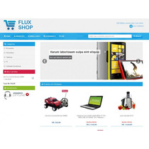 Loja Virtual Em Php E Mysql Com Layout Responsive + Bootstra