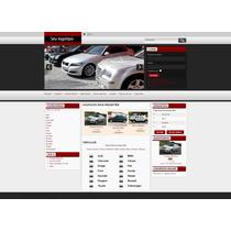 Site - Script Php Revenda De Veículos Agência De Automóveis