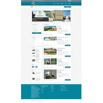 Script Php : Site Imobiliária, Corretor, Mapa, Admin