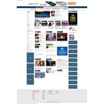 Script Php Para Portal De Notícia Com Painel Administrativo
