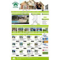 Sistema Script Imobiliária E Corretores Online Php 9 Temas