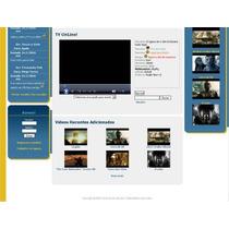 Script Php Site Jornal Portal De Noticias (cod-21)