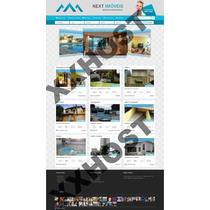 Script Imobiliaria + Mapas + Php E Mysql + Bootstrat