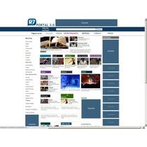 Script Php Portal Noticias Jornal R7 V2