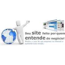 Criação De Sites Profissionais Para Empresa Ou Negócio