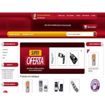 Loja Virtual 9.1 Com 12 Temas, Sistema, Ecommerce, Php