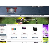 Loja Virtual 7.5-+ Atendimento Online Novo