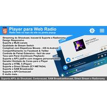 Player Para Topo De Rádio Online E Webrádios 2016