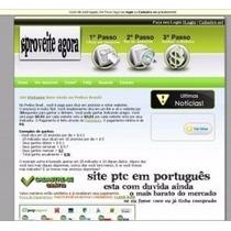 Script Ptc Bux Em Português Ou Ingles Verde