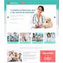 Site Pet Shop, Clinica Veterinária, Tosa, Animais - Tema Wp