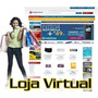 Site E-commerce Loja Virtual Completa Para Vender