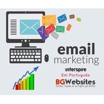 Script Envios De Email Marketing Profissional - Sem Mensal