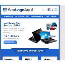 Script Templates Para Email Marketing Loja Virtual 2016