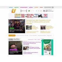 Script Php Portal De Noticias Completo 2015, Sites, Php