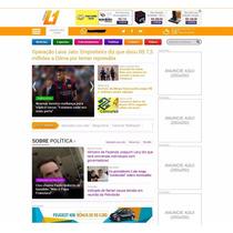 Script Portal De Notícias 2015 Em Php V3
