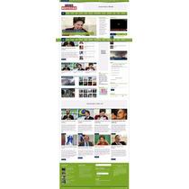 Script Portal Noticias, Site Revista E Jornal