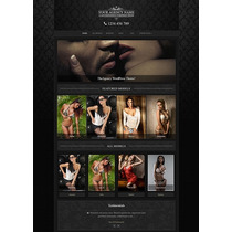 Template Site De Acompanhantes - Catálogo Em Wordpress